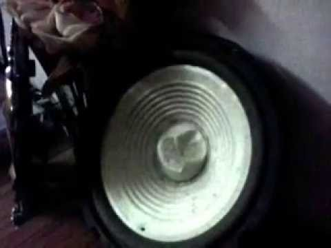 Harsh Loud speaker sounds effects
