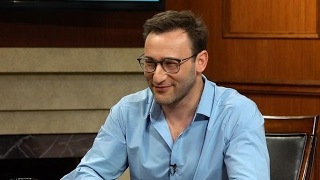 Simon Sinek on millennials and social media addiction | Larry King Now | Ora.TV