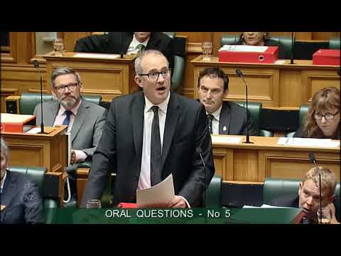Question 5 - Hon Michael Woodhouse to the Minister of Housing and Urban Development