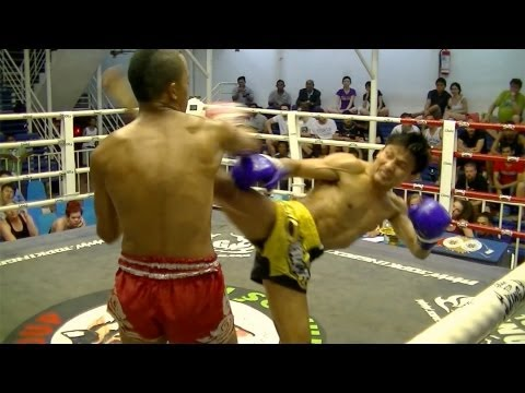 Lerdsila Chumpairtour x Sumalee VS Robim Manop Gym, Bangla Boxing Stadium, 22nd Sep 2013