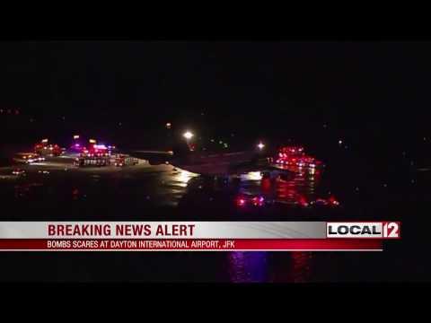 Bomb scare at Dayton International Airport