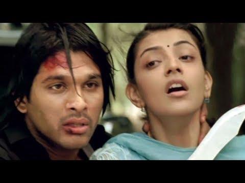 Arya 2 Telugu Movie Parts 14/15 | Allu Arjun, Kajal Aggarwal