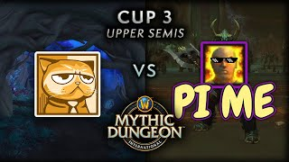 Perplexed vs PI Me | Upper Semis | MDI Shadowlands Cup 3