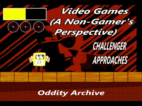 Oddity Archive: Episode 71 - Video Games (A Non-Gamer's Perspective)