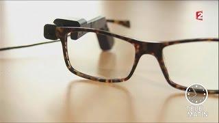 Nouveau - Des lunettes qui lisent toutes seules !