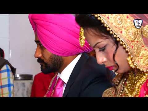 Gurpreet Singh + Jasbir Kaur Wedding Highlights 3 Jan 2018