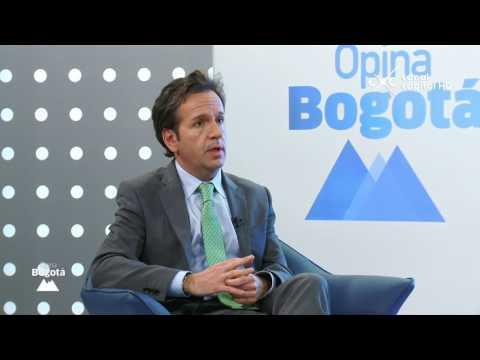 Opina Bogotá - Bronx: entrevista con el secretario de Seguridad, Daniel Mejía