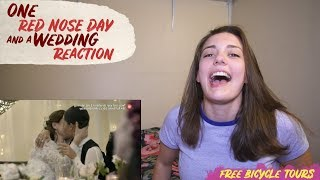 One Red Nose Day Wedding REACTION