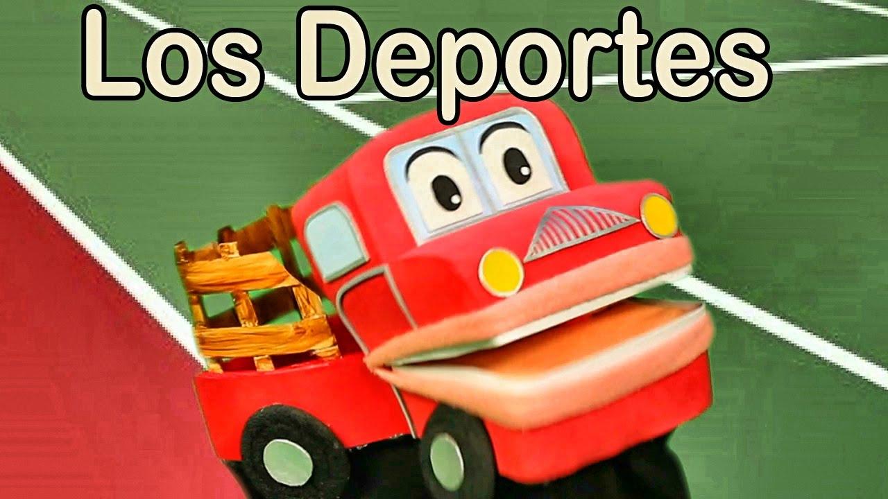 Los Deportes - Barney El Camion - Canciones Infantiles Educativas - Video para niños #
