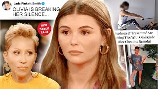 Olivia Jade was EXPOSED on red table talk (yikes)