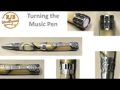 Turning The Music Pen - This One Is For Music Lovers Everywhere