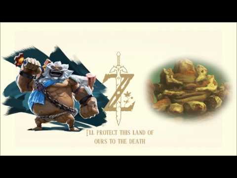 Daruk's theme - The Legend Of Zelda Breath Of The Wild