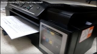 Brother Printer DCP-T300 | TAGALOG