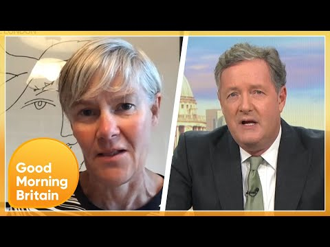 Why Does The UK Not Have An Effective Testing System?   Good Morning Britain