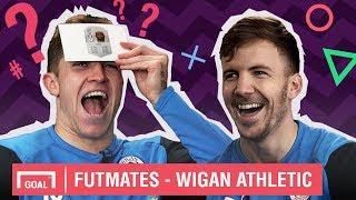 FUTmates - Wigan Athletic stars play FIFA NO RULES!