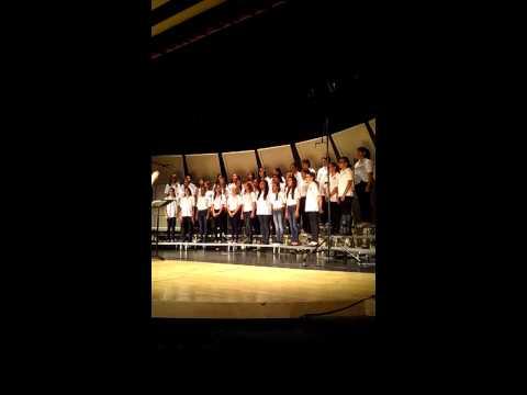 Diamond valley middle school choir
