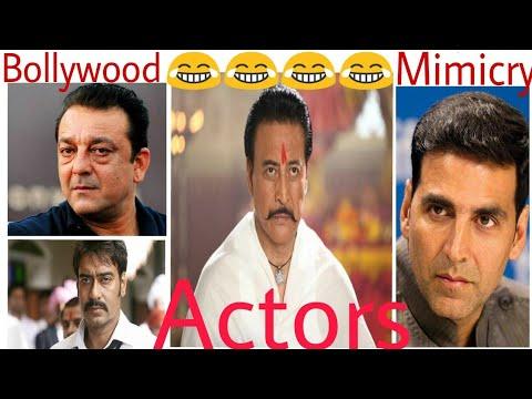 Sanju Baba Mimicry|Ajay Devgan|Danny| Nawazuddin Mimicry|Raid|Ajay Devgan