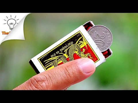 Thumbnail: 2 Magic Tricks with Match Box EP.2