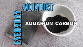 What is Aquarium activated carbon Carbon is the most widely used ch...