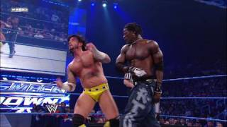 R-Truth vs. CM Punk