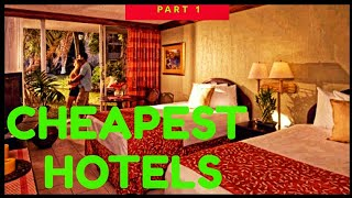 CHEAPEST HOTELS IN JAMAICA 2018