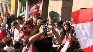 Students take to Lebanon streets as protests grow | AFP