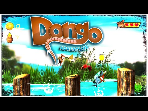 Dongo Adventure - Indie Game [3D/Platform] - Hi everyone! I would like to share an independent 3D Platform / Adventure style game that i developed with my brother during 11 months. Coming soon (next week) will be released on Steam. Thanks for attention. :)