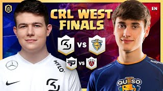 Clash Royale League: CRL West 2020 Fall FINALS! (English)