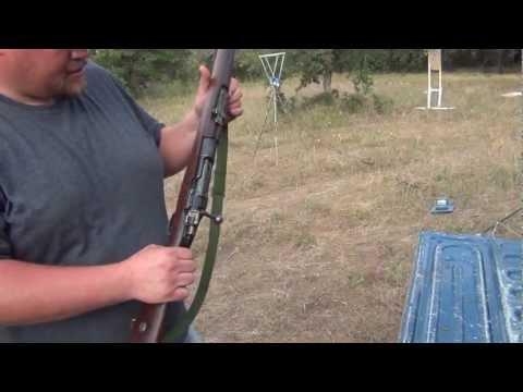 1940 Turkish Mauser, 8 X 57mm