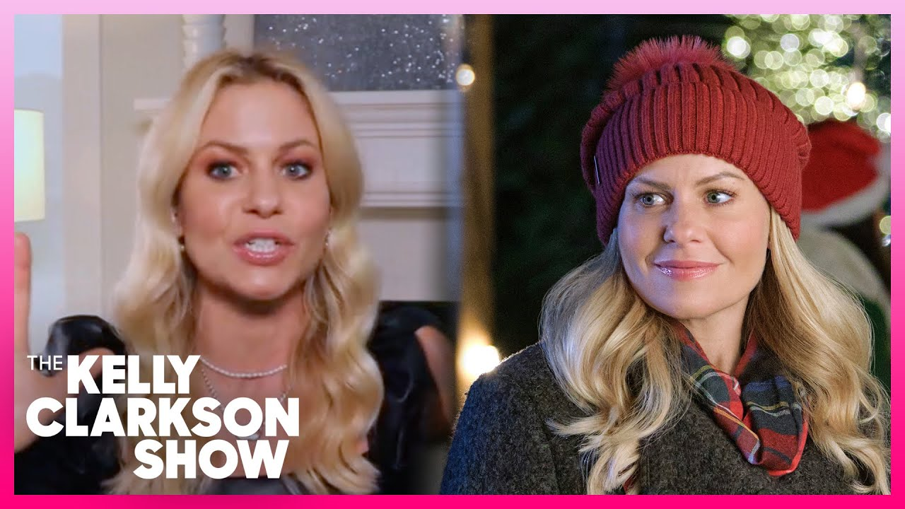 Candace Cameron Bure's Kids Won't Watch Her Hallmark Christmas Movies