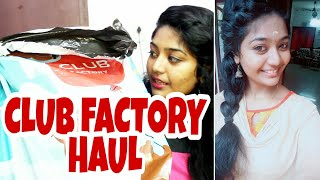 Club factory haul video||cheapest online buying site||SimplyMyStyle Unni||malayali Beauty channel