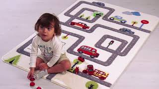 Game Rugs For Kids