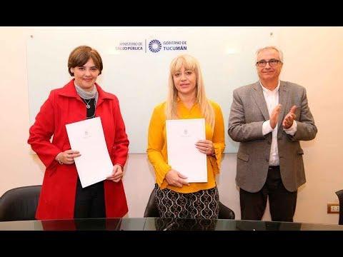 Salud y la Fundación Gavina formalizan acciones conjuntas
