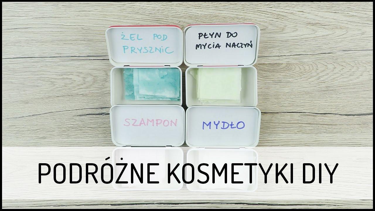 Kosmetyki na camping | Patenty Domodi TV!
