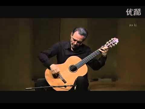 Eduardo Fernández: Sonata - Alberto Ginastera