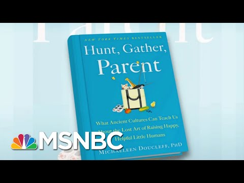 Book Looks At Minimizing Conflict, Maximizing Cooperation Among Parents And Children   Morning Joe