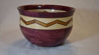 Woodturning A Segmented Bowl