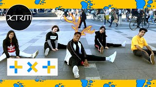 "[KPOP IN PUBLIC] TXT ""CROWN"" Dance Cover [Stanford XTRM]"