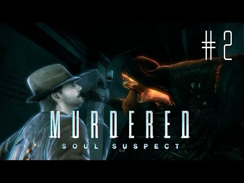 Murdered Soul Suspect: Gameplay Walkthrough Español Parte 2 Let's play PC/PS3/XBOX