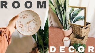ROOM DECOR HAUL (As low as 10 pesos!) | Chelsea Valencia