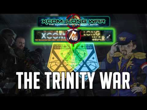 XCOM Long War - Trinity War Episode 210 - No Cover is Best Cover