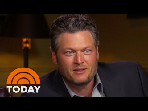 #TBT: Blake Shelton Defends Marriage To Miranda Lambert: 'She's My Life' | TODAY