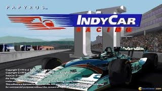 Indycar Racing 2 gameplay (PC Game, 1996)