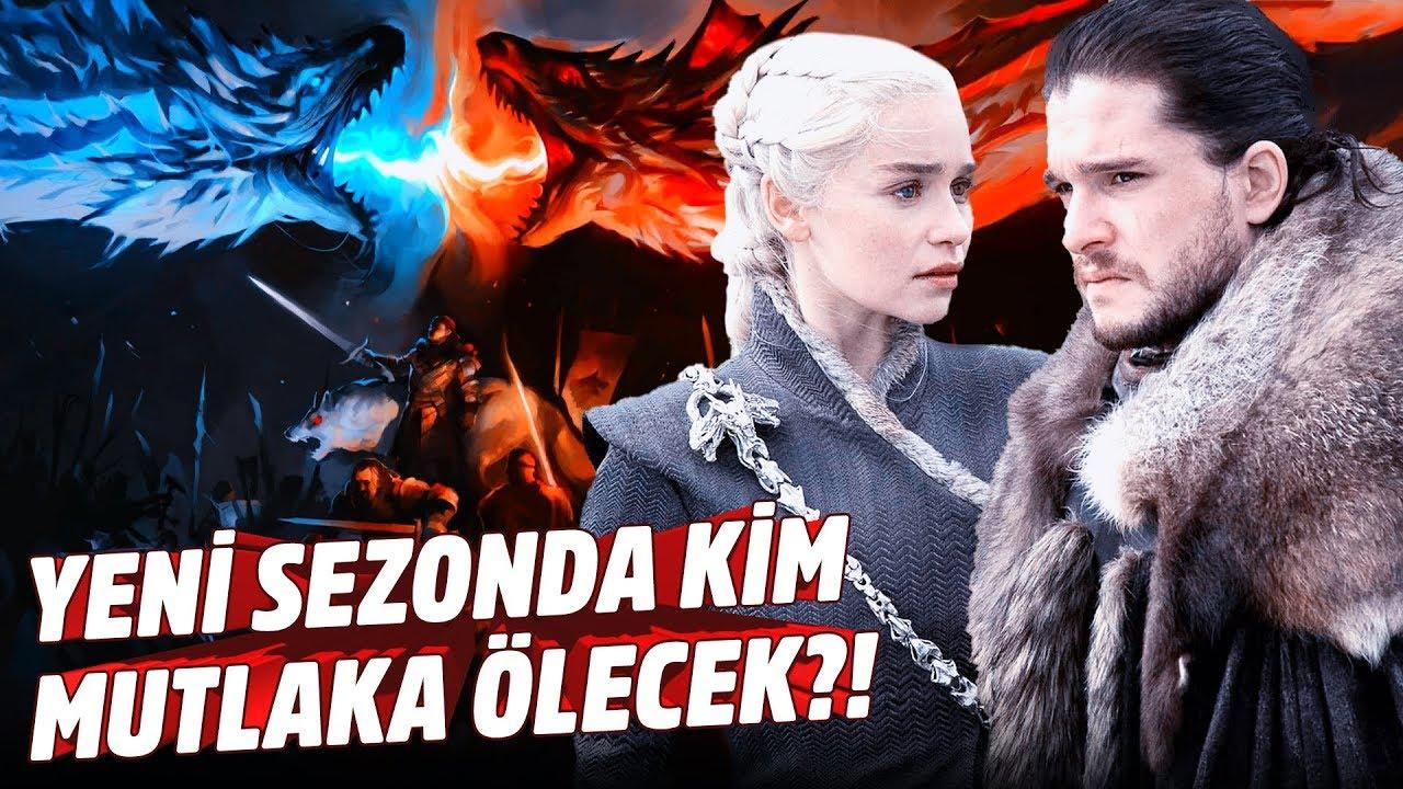GAME OF THRONES 8  SEZON ve YENİ DİZİ LONG NIGHT'IN KONUSU! // VideoHaber