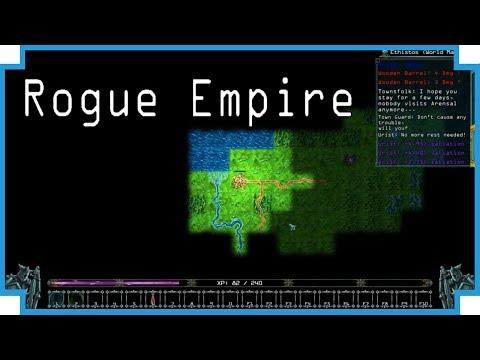 Rogue Empire - (Fantasy Dungeon Crawler Roguelike)