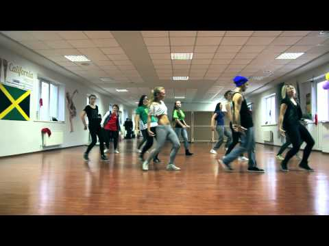 UA Dancehall Class by Maliev Ruslan ( Version Instrumental - -- Belize Rum Riddim)