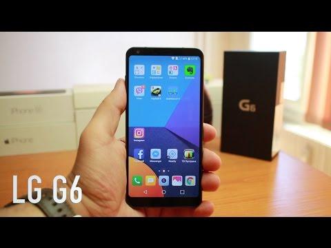 LG G6 review (BG)