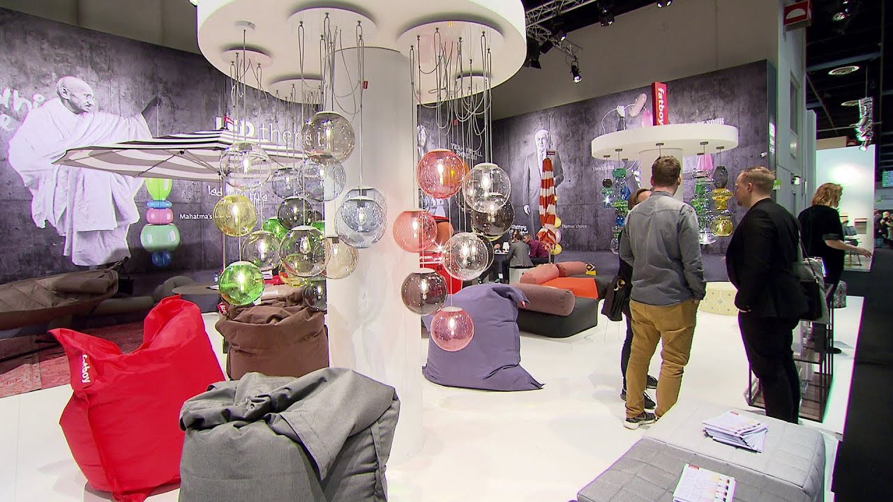 Imm Cologne imm cologne 2016 a unique variety of interior design ideas and