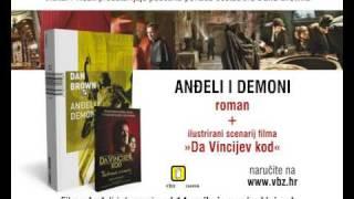 Aneli i demoni Dan Brown