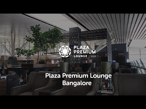 Plaza Premium Lounge Bangalore Review